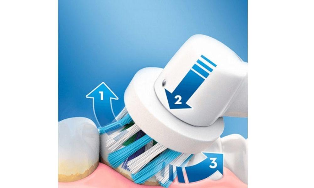 Bàn Chải Điện Oral-B Pro 2 2000S