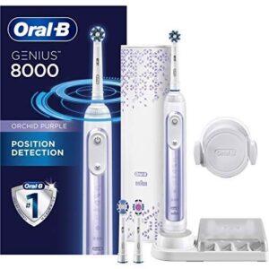 Đánh giá bàn chải điện Oral B Pro 8000 79
