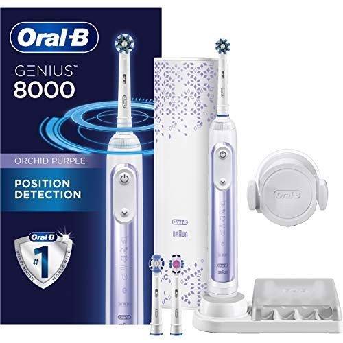 Bàn Chải Điện Oral-B Genius 8000 Chính Hãng 2