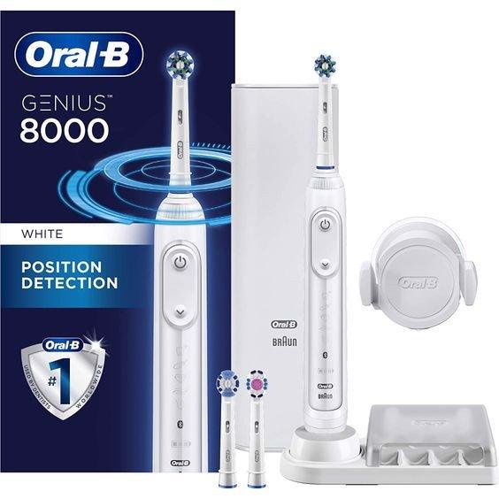 Bàn Chải Điện Oral-B Genius 8000 Chính Hãng 1