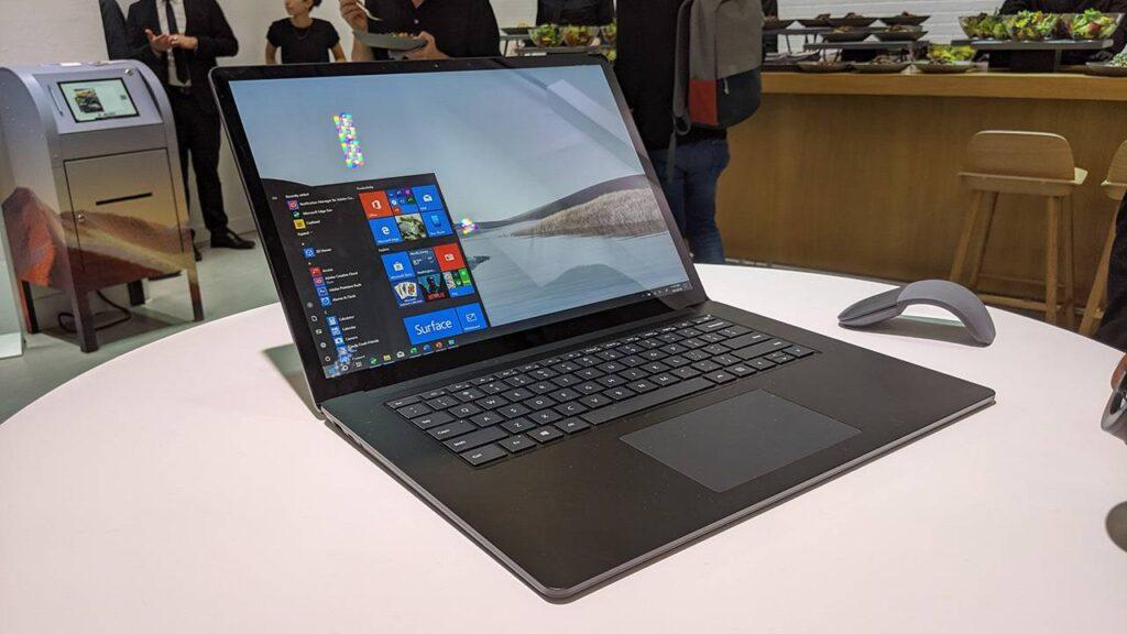 Chọn Laptop Surface Làm Việc Tại Nhà Cho Năm 2021 4