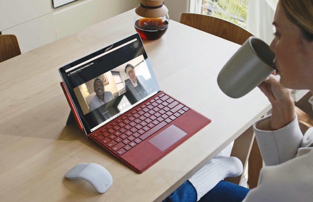 Surface Pro 7 lại không quá cải thiện so với phiên bản cũ của mình