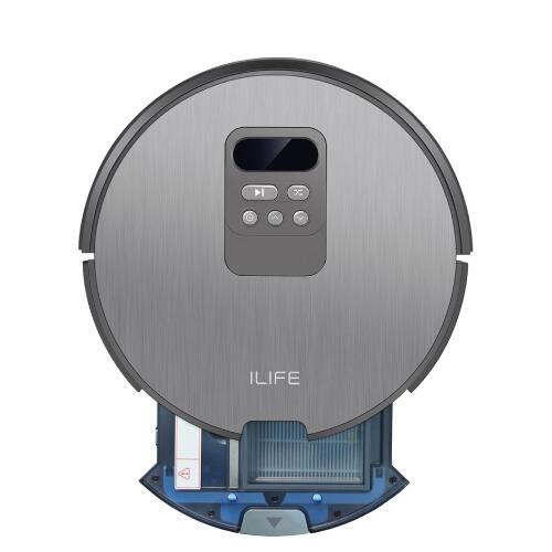 Robot Hút Bụi Lau Nhà ILIFE V80 Chính Hãng 2