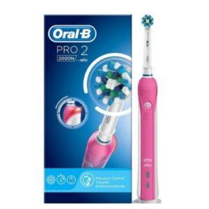 Bàn Chải Điện Oral-B Pro 2 2000 Chính Hãng 6