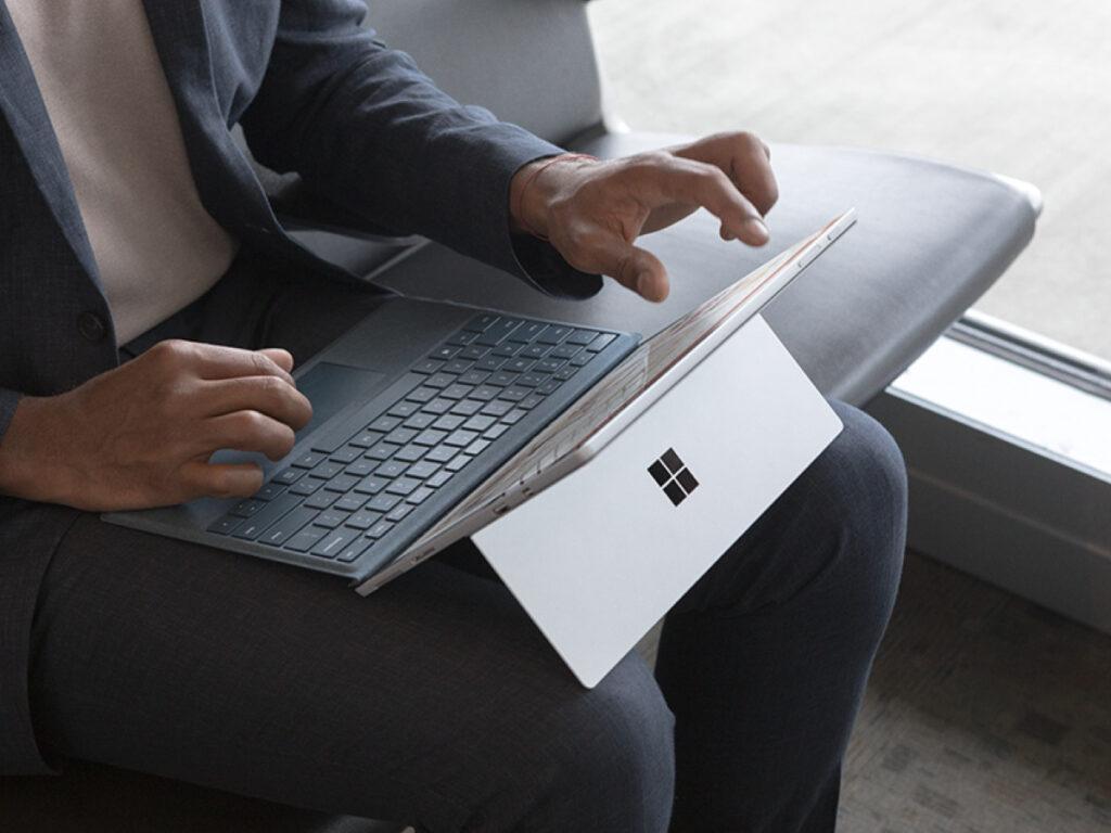 Cách làm việc tại nhà với Surface Pro 7 đạt tối đa hiệu quả 8