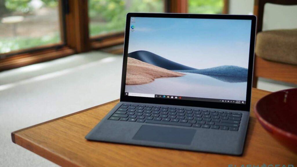 Surface laptop 4 ra mắt với cấu hình nâng cấp