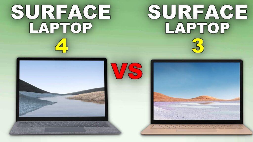 Mức giá Surface laptop 4 cao hơn do có nhiều nâng cấp