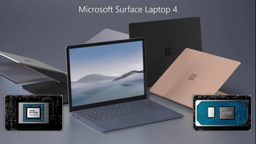 Chúng tôi đã hi vọng có được sự kết hợp Microsoft và chip Ryzen 5000