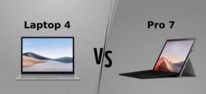 So sánh Surface Laptop 4 Và Surface Pro 7 34