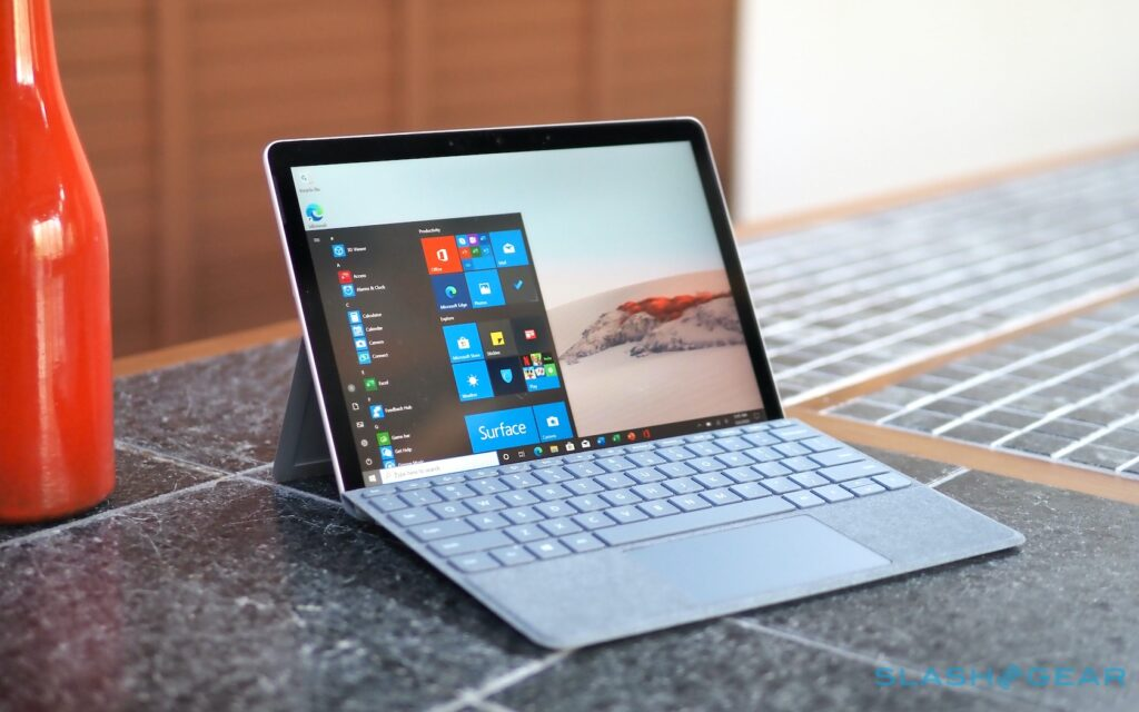 Phụ kiện của Surface Go 2 được bán riêng lẻ