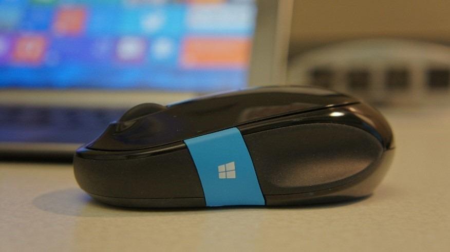 Microsoft Sculpt Comfort Mouse 8
