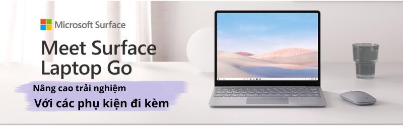 Surface Laptop Go I5 4GB 64GB Chính Hãng 29