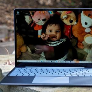 Surface Laptop Go I5 4GB 64GB Chính Hãng 33