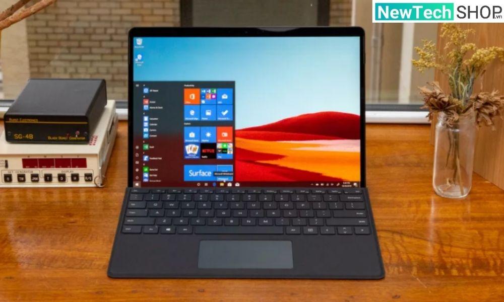 Surface Pro X cũ mang thiết kế tương tự Pro 6