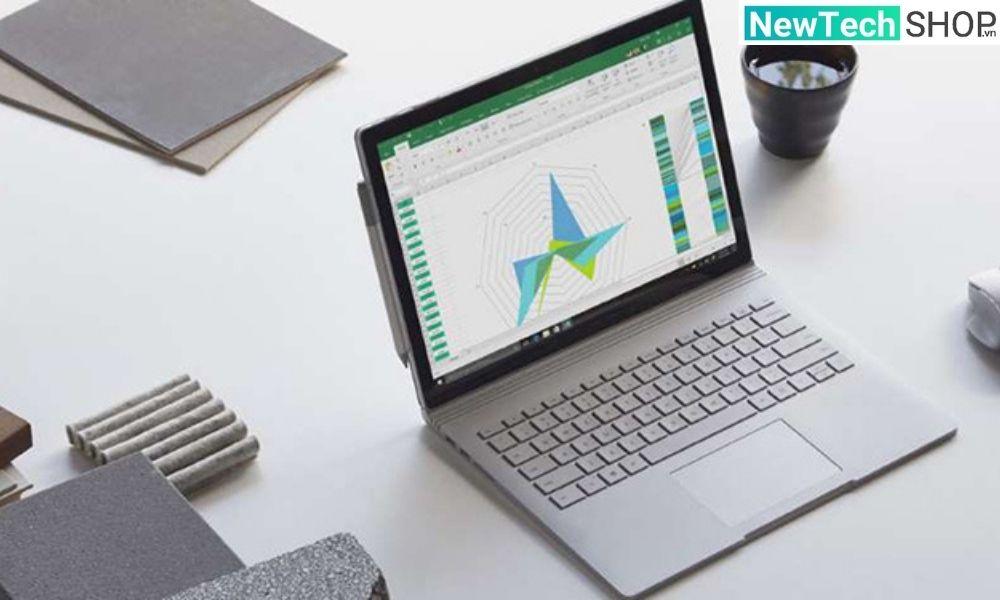 Surface Book 2 cũ