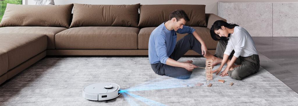 Quyết định mua robot hút bụi phục vụ cho căn nhà của mình là hợp lí