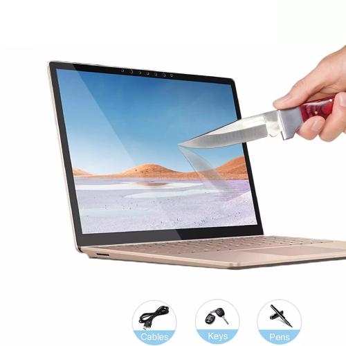 """Kính cường lực Surface Laptop GO 12.4"""" - NT026 3"""