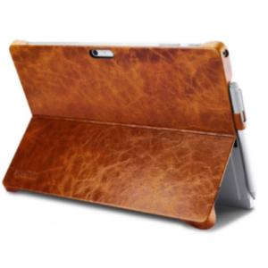 Ốp lưng da thật Icarer Surface Pro - NT020 5