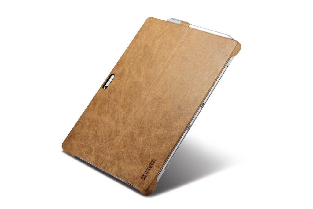 Ốp lưng da thật Icarer Surface Pro - NT020 13