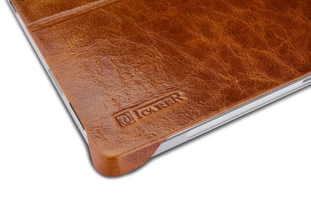 Ốp lưng da thật Icarer Surface Pro - NT020 11