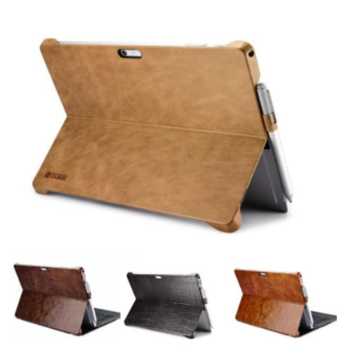 Ốp lưng da thật Icarer Surface Pro - NT020 3