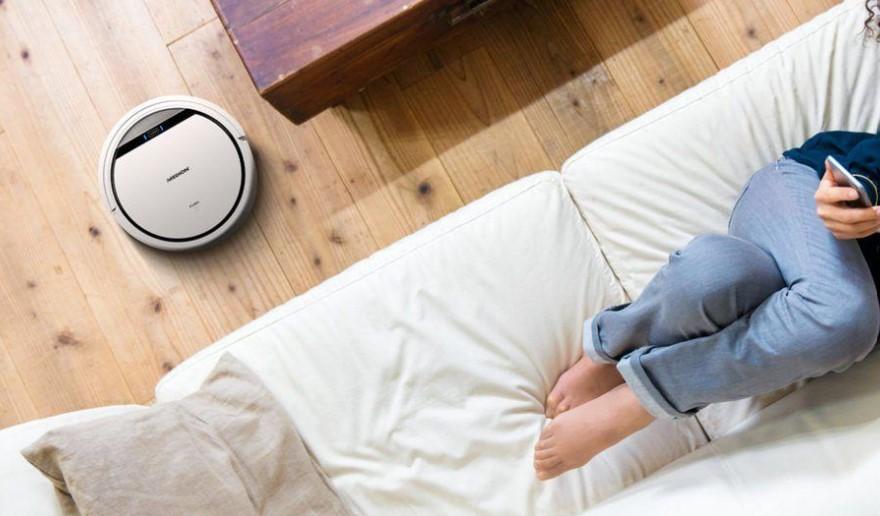 Top 10 lợi ích của robot hút bụi