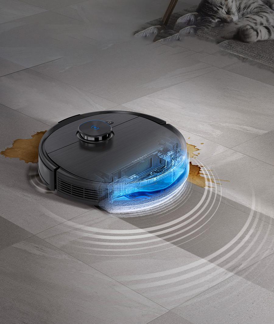 Top 7 Robot Hút Bụi Lau Nhà Ecovacs Hot Nhất Năm 2021-2022 20