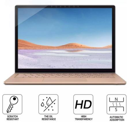 """Kính cường lực Surface Laptop GO 12.4"""" - NT026 8"""