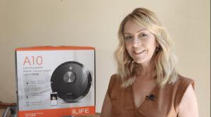 Đánh Giá Robot Hút Bụi ILIFE A10 - Có Thực Sự Đáng Mua? 35