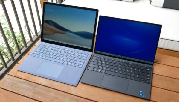 So Sánh Surface Laptop 4 và Dell XPS 13 về tổng quan