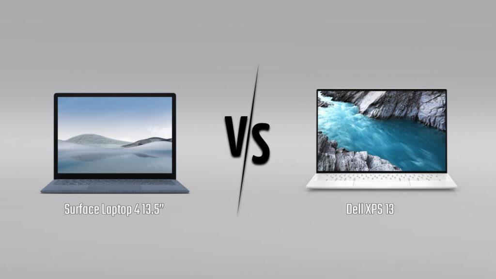 So sánh Surface Laptop 4 với Dell XPS 13: Laptop 13 inch nào tốt nhất? 6