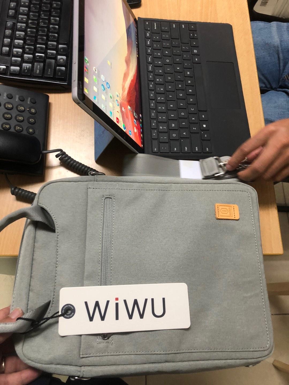 """Túi chống sốc Laptop WIWU 13"""" - NT031 6"""