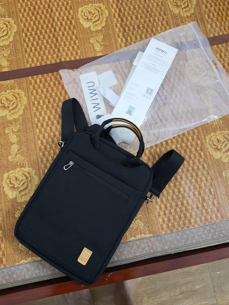 """Túi chống sốc Laptop WIWU 13"""" - NT031 10"""