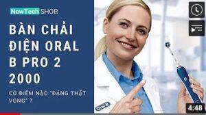 review oral b 2000 newtechshop