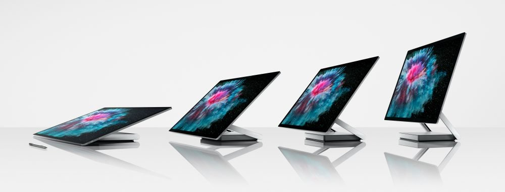 Bản lề hoàn mỹ của Surface Studio