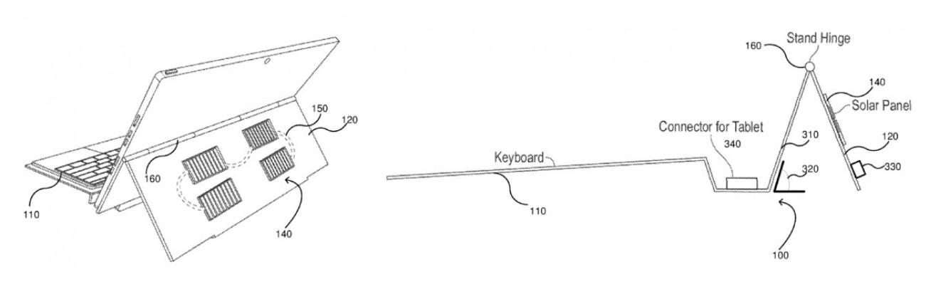 Hé lộ thiết kế mới của Surface Pro 8