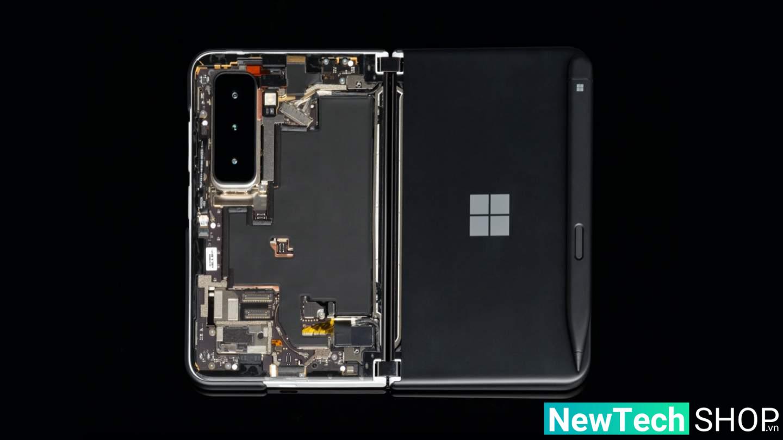 Chi tiết bên trong Surface Duo 2