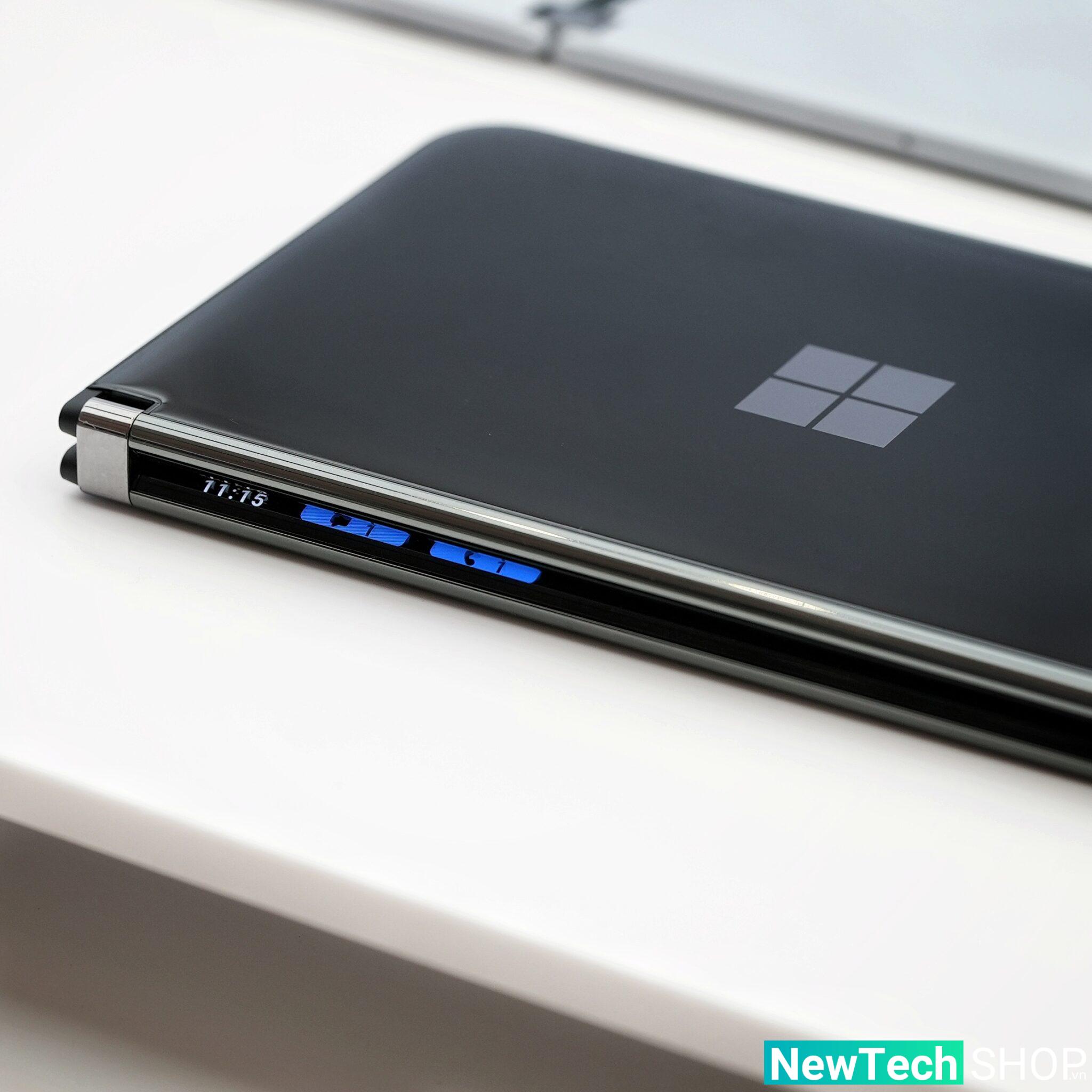 Tính năng Glance Bar của Surface Duo 2